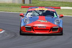 #08 GMG Racing Porsche 911 GT3 Cup: Alex Welch