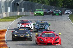 #45 Racers Edge SIN R1 GT4: Jade Buford