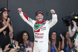 Ganaddor, Tiago Monteiro, Honda Racing Team JAS, Honda Civic WTCC