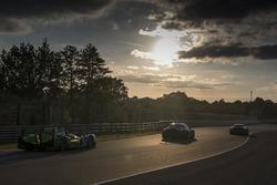 #48 Murphy Prototypes, Oreca 03R Nissan: Ben Keating, Jeroen Bleekemolen, Marc Goossens; #86Gulf Racing, Porsche 911 RSR: Michael Wainwright, Adam Carroll, Ben Barker