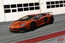 Lamborghini Aventador SV, Assetto Corsa