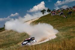 Маріус Аасен, Вероніка Енган, Drive DMACK Trophy Team, Ford Fiesta R5