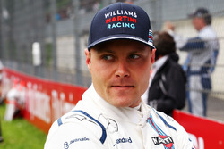 Valtteri Bottas, Williams on the grid
