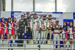 Podyum: 1. #5 Phoenix Racing Audi R8 LMS GT3: Marchy Lee, Shaun Thong, second place #37 BBT Ferrari 488 GT3: Davide Rizzo, Anthony Liu, third place #7 Absolute Racing Bentley Continental GT3: Adderly Fong, Andrew Kim