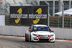 Ildar Rakhmatullin, West Coast Racing, Honda Civic TCR