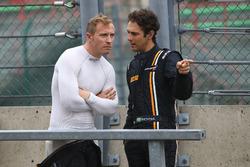 #60 McLaren GT, McLaren 650S GT3: Bruno Senna, Duncan Tappy