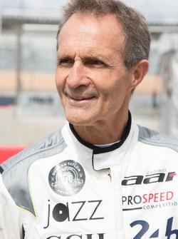 #57 Team AAI Chevrolet Corvette C7-R: Mark Patterson