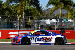 Fastway Couriers, Audi R8 LMS Ultra, Simon Ellingham und Tim Miles