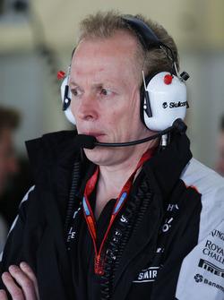 أندرو جرين، المدير التقني بفورس إنديا