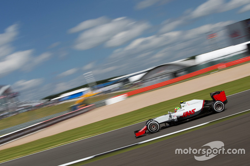 14: Esteban Gutierrez, Haas F1 Team VF-16