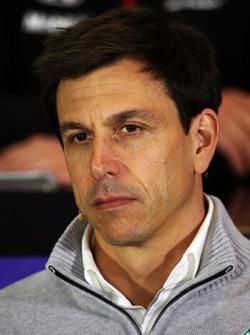 Toto Wolff, Mercedes AMG F1, Motorsportchef