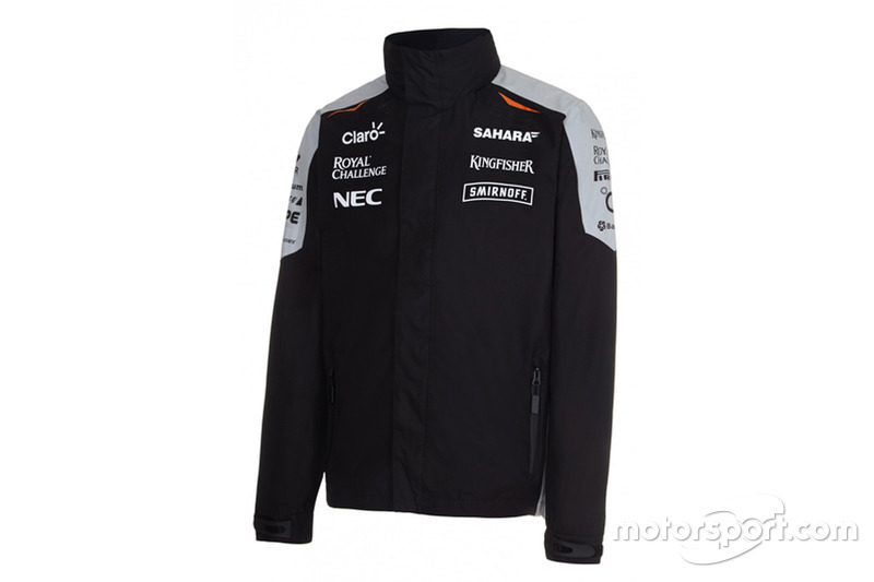 Impermeable Force India