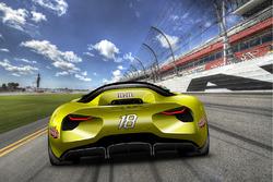 Geleceğin NASCAR Tasarımı
