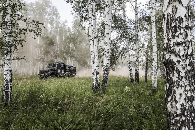 #310 Kamaz: Eduard Nikolaev, Evgeny Yakovlev, Vladimir Rybakov