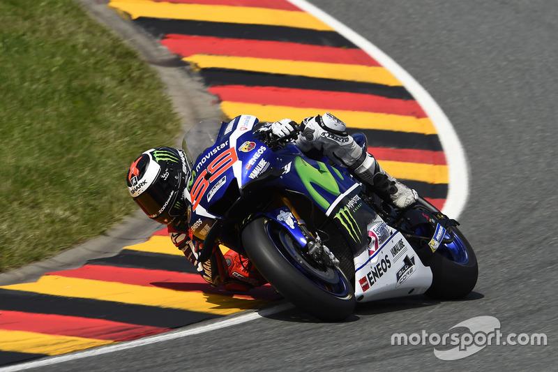 15. Jorge Lorenzo, Yamaha Factory Racing
