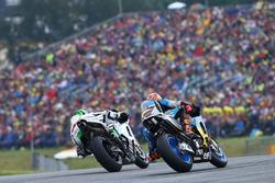 Tito Rabat, Marc VDS Racing, Honda; Eugene Laverty, Aspar MotoGP Team