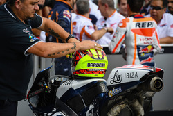 Hector Barbera bike, Avintia Racing