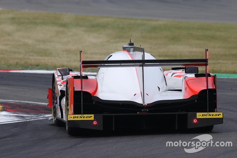 8. LMP2: #45 Manor, Oreca 05 - Nissan