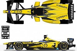Motorsport Liveries