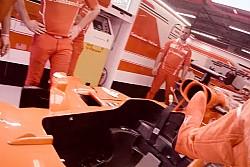 Preparação Vettel EUA