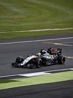 Nico Hülkenberg, Sahara Force India