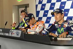Lorenzo y Rossi, discusión