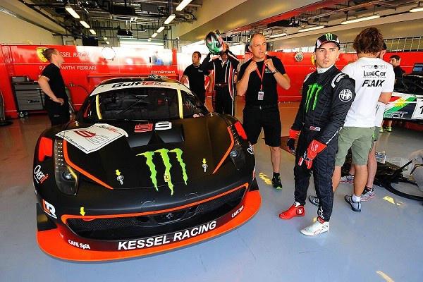 Lorenzo 12 h Abu Dhabi