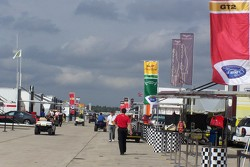 Team Paddock Sebring International Raceway