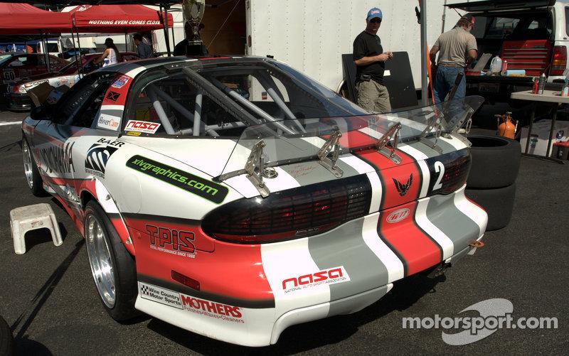 2012 United States Touring Car Championship