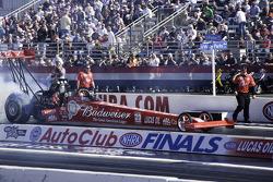 Brandon Bernstein 2009 NHRA Auto Club Finals