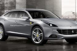 Ferrari FX renderização