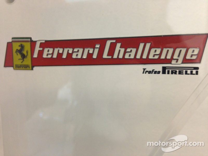Ferrari challenge