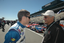 David Ragan & Mike Cesario talk about the special people in each of their lives