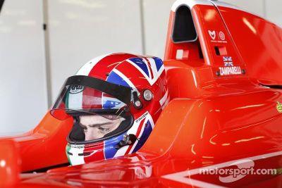 April Silverstone testing