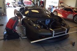 Ferrari Chassis Alignment