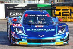Spirit of Daytona Corvette