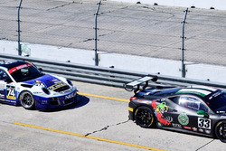 Race 2 Cut Short At Sebring: Steve Hill Tops Rob Blake