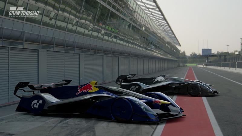 Gran Turismo Red Bull X2014 Standard (Gr.X)