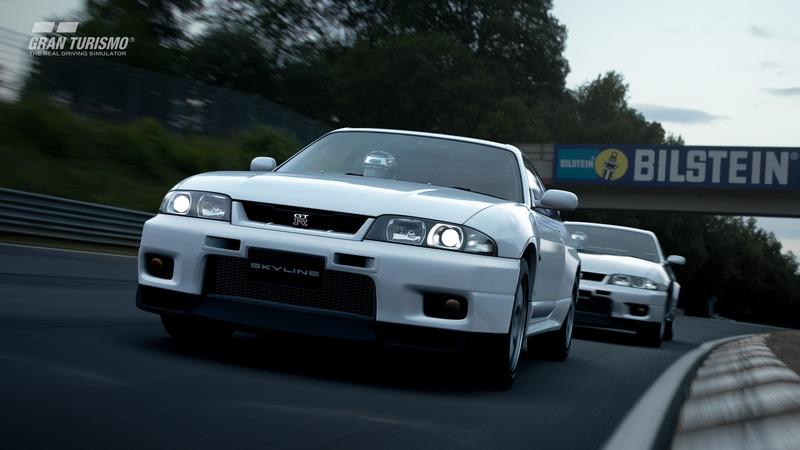 Nissan SKYLINE GT-R V・spec (R33) '97 (N300)