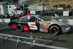 Thomas Martin's #5 Jack Sellers Racing Stock Car