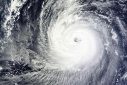Photo of Super Typhoon Phanfone