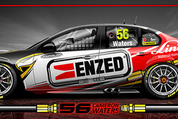 nickmossdesign.com - 2014 FPR/ENZED/LINDE V8SC Dunlop Series Livery Design