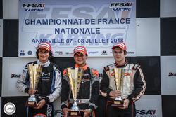 PODUIM CHAMPIONNAT DE FRANCE FFSA