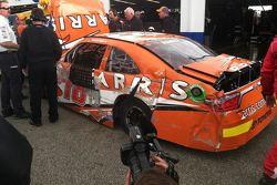 Daniel Suarez - Qualifying wreck