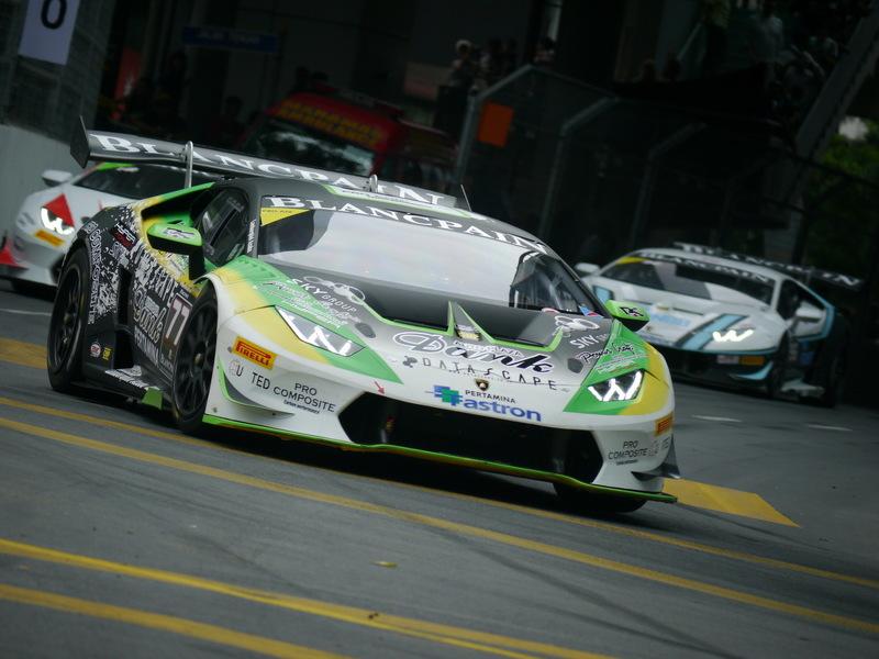 Photo caption at KL City Grand Prix