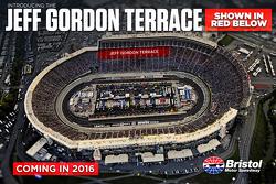 Jeff Gordon Terrace