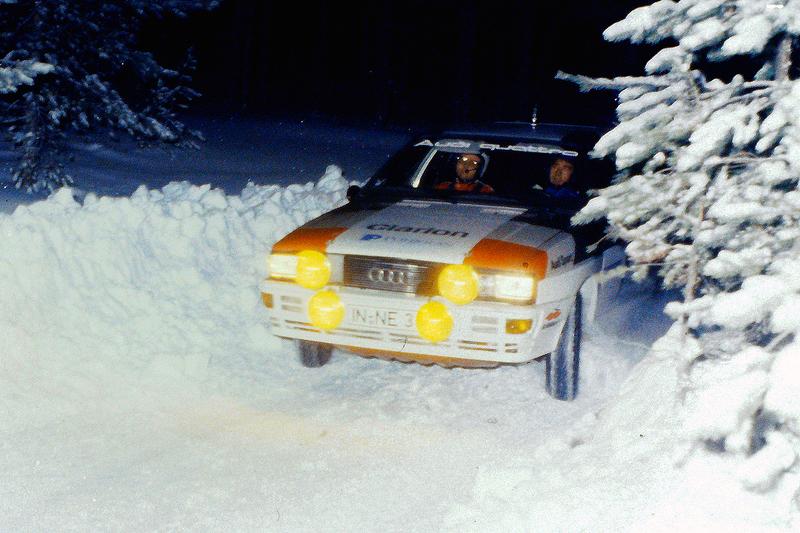Фредди Коттулински, Ралли Похьёла 1980