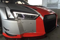 Audi R8 LMS Testing - NOLA