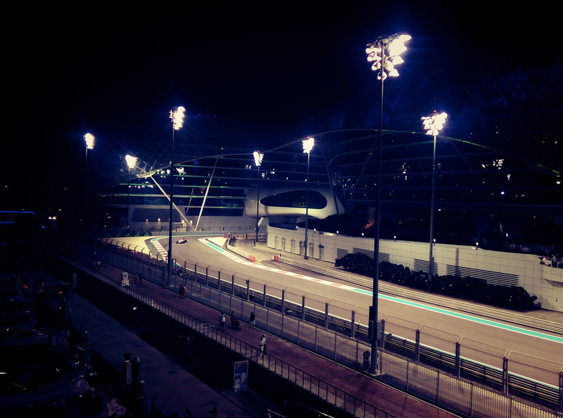 F1 action