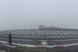 Pocono race morning